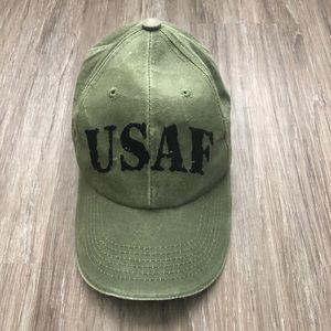 Eagle Crest U.S. Air Force Hat USAF Green